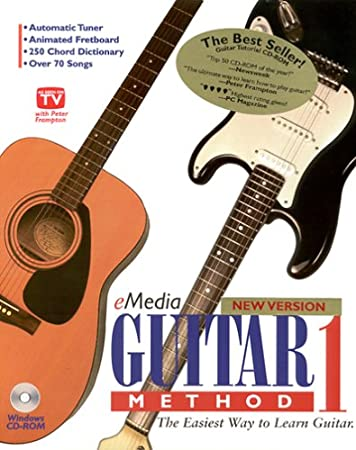 eMedia Guitar Method 1 v1.2