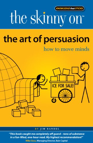 The Skinny on The Art of Persuasion: How to Move Minds