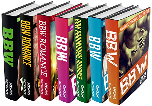 BBW: 7 Book BBW Romance Collection Box Set #1 (BBW Romance, BBW, BBW Romance And Alpha Males, BBW BWWM, BBW Paranormal Book)