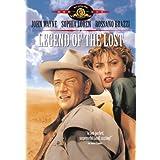 Legend of the Lost (1957) ~ John Wayne
