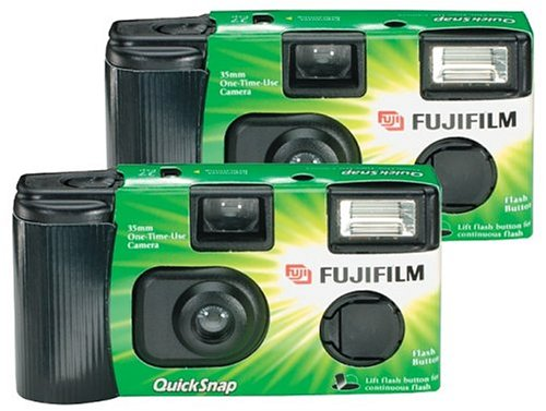 Why Should You Buy Fujifilm Quicksnap Flash 400 Single-Use Camera With Flash (2 Pack)
