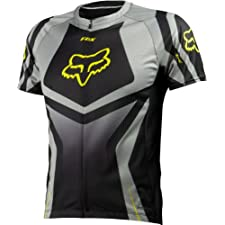 Fox Head Men's Livewire Race Jersey Yellow Large