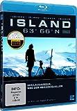 Image de Island 63° 66° N - der Laugavegur - Volume 2 [Blu-ray] [Import allemand]