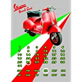 Vespa wall plaque. Perpetual Signby find the three daughters