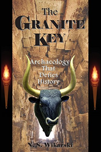 The Granite Key: Arkana Mysteries #1