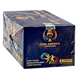 USA 2016 Copa America CENTENARIO Panini complete 50 packs box , Total of 350 stickers (Color: red white blue)