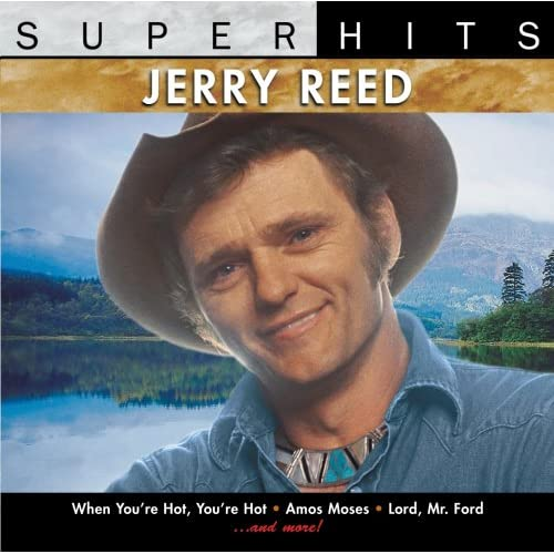 Amazon.com: Jerry Reed: Jerry Reed Super Hits: Music