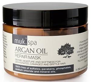 MUK Spa Argan Oil Repair Mask (250ml)