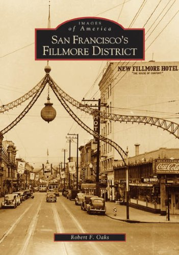 San Francisco's Fillmore District (Images of America)