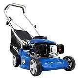 Hyundai HYM40P 40 cm/16-Inch Petrol Lawnmower