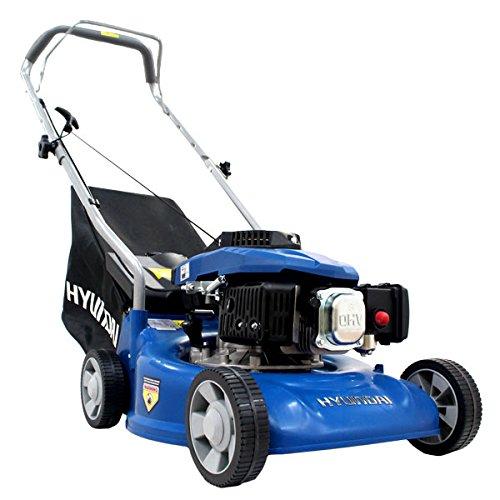 hyundai-16-inch-40-cm-99cc-petrol-push-rotary-lawn-mower-lightweight-and-soft-grip-handle