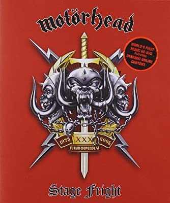 Motörhead - Stage Fright [HD DVD]