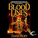 Blood Lines: Blood, Book 3 Audiobook by Tanya Huff Narrated by Justine Eyre