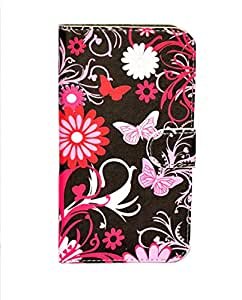 Gioiabazar Samsung Galaxy S Duos S7562 Leather Flip Designer Wallet Case Cover Pouch Table Talk #24
