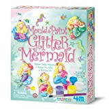 Mould & Paint Glitter Mermaid Plaster Kitby Great Gizmos