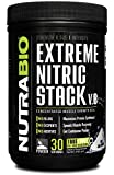 NutraBio Extreme Nitric Stack (Unflavored) - 508.5g