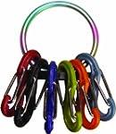 Nite Ize KRG-03-07 S-Biner Key Ring,...