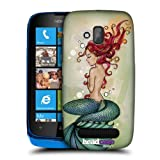 Head Case Designs Marina Mermaids Hard Back Case Cover for Nokia Lumia 610
