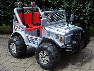 elektroauto safari jeep 2 sitzer kinder elektrofahrzeug spielzeug. Black Bedroom Furniture Sets. Home Design Ideas