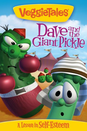 Amazon Com Veggietales Dave And The Giant Pickle Phil