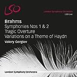 ブラームス : 交響曲 第1番&第2番 他 (Brahms : Symphonies Nos 1 & 2 | Tragic Overture | Variations on a Theme of Haydn / Valery Gergiev , London Symphony Orchestra) [2SACD Hybrid] [輸入盤]