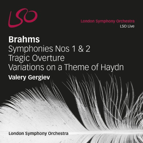 Buy Brahms: Symphonies Nos.1 & 2 From amazon
