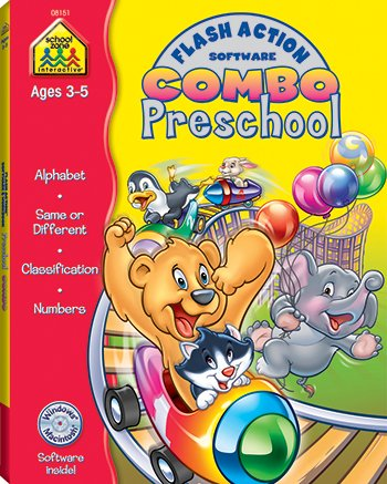 Preschool Flash Action Software & - 1