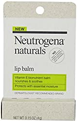 Neutrogena Naturals Lip Balm-0.15 Oz