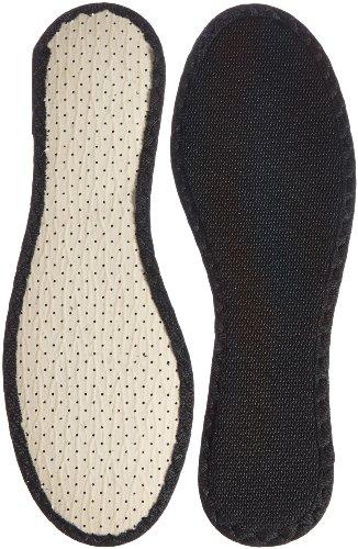 Salamander Professional Textile Fresh 8729036, Suola ortopedica, Nero (Schwarz (schwarz 000), 36