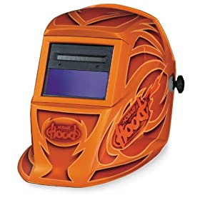 Hobart 770445 XVS Series Welding Helmet Blaze Orange