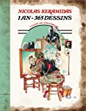 img - for 1 an - 365 dessins (French Edition) book / textbook / text book