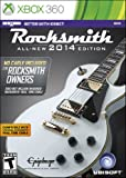 "Rocksmith 2014 Edition - ""No Cable Included"" Version for Rocksmith Owners -Xbox 360"