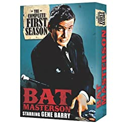 Bat Masterson Complete Season One