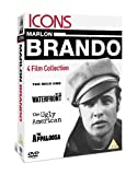 Marlon Brando - The Wild One/On The Waterfront/The Ugly American/The Appaloosa [DVD]