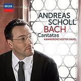 Andreas Scholl - Bach Cantatas mit dem Kammerorchester Basel und Julia Schr�der