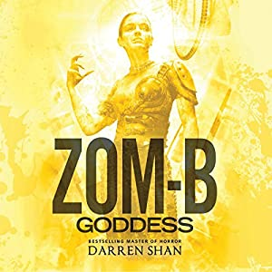 Zom-B Goddess Audiobook