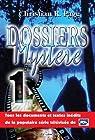 Dossiers mystère - Tome 1 par Christian Robert Page