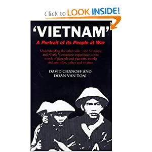 Vietnam': A Portrait of its People at War  by David Chanoff