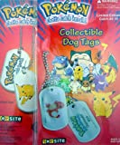 Pokemon Toys - Dog Tags (Misc Character)