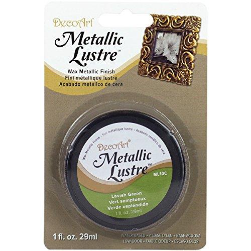 deco-art-metallic-lustre-wax-finish-1-oz-lavish-green