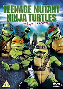 Teenage Mutant Ninja Turtles [DVD] [1990]