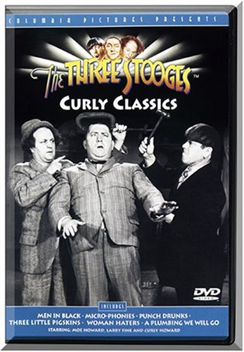 The Three Stooges - Curly Classics - DVD