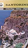 img - for SANTORINI: Archarology, History, Religion book / textbook / text book