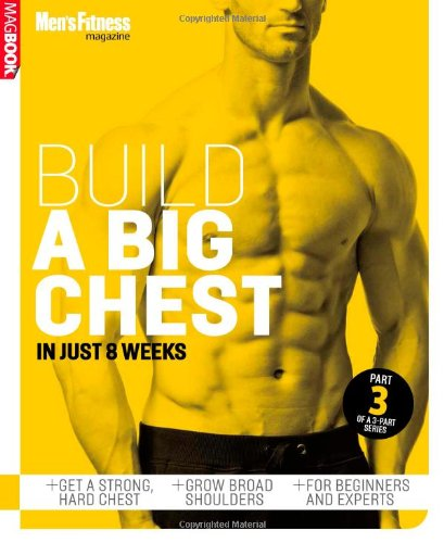 Men's Fitness Build a Big Chest + Grow Broad Shoulders and Strong Hard Chest - Mantesh