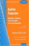 img - for Gestion financi re : Diagnostic,  valuation, choix des projets et des investissements book / textbook / text book