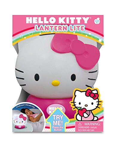 Tech 4 Kids Hello Kitty Lantern Light