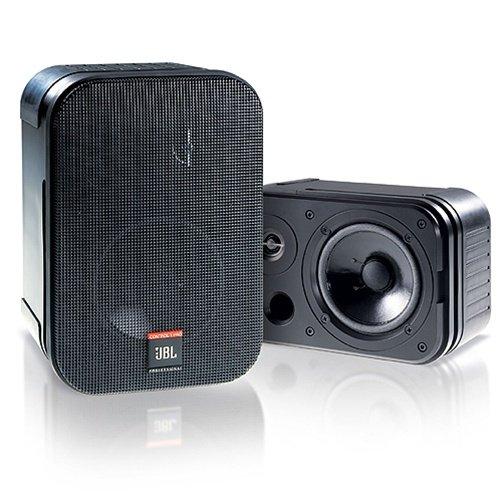Jbl Control-1Pro 2-Way Install Speaker Black Pair Installation & Outdoor Speaker