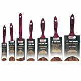 Grip 7 pc Contractor's Paint Brush Set