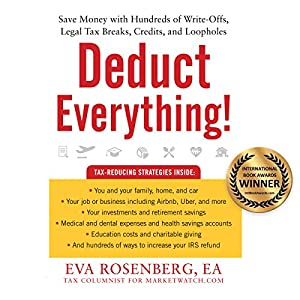 Deduct Everything! Audiobook