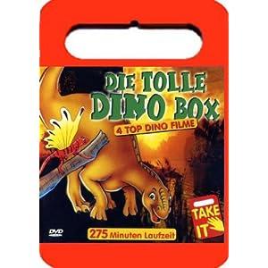 Die tolle Dino-Box - Köfferchen
